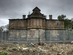 The Ruins Of Woodilee Hospital (Lenzie)