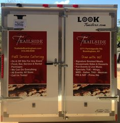 Full service catering for any on or off site event