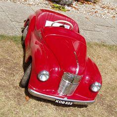 Austin A40 pedal car