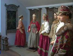 Музея сословий России,  коллекция Ильи Глазунова