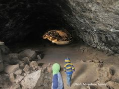 Caving Rocks! by Enjoy Utah!