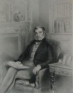 Daniel Gurney, 9 March 1791 - 4 June 1880.