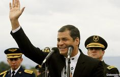 Piden a Ecuador respeto a la democracia