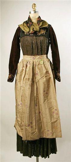 @дневники — История моды Австрия начало XIX