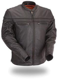 Motorbike/ Motorcycle Leather Biker Jacket (All Sizes Available) Classic Leather Jacket, Men's Leather Jacket, Leather Jackets, Black Leather, Womens Harley Davidson Boots, Motorbike Jackets, Riding Jacket, Motorcycle Leather, Motorcycle Gloves