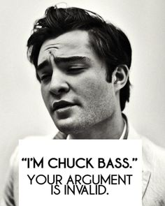 chuck bass. enough said. <3