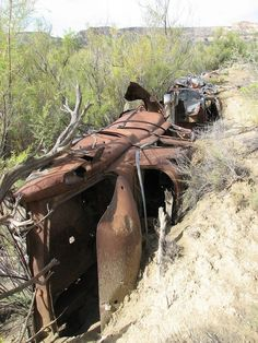 Abandoned Cars as Erosion Control in Detroit , 11 photos in Vehicles category, Vehicles photos Decay Art, Erosion Control, Rusty Cars, Abandoned Cars, Car Ins, New Mexico, Military Vehicles, Detroit, Classic Cars