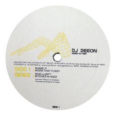"""DJ Deeon: Who-U-Wit Vinyl 12"""""""