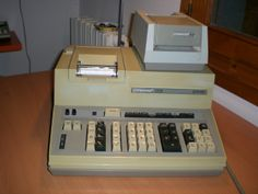 Compucorp 125E Scientist from 1970