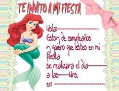 Mermaid Birthday, The Little Mermaid, Birthdays, Disney Princess, Disney Characters, Diana, Erika, Cricut, Parenting