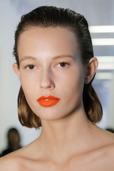 See beauty photos from the Jason Wu Spring 2017 collection at New York Fashion Week.