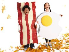Good Eats-inspired Halloween Costumes
