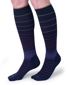 We never fly for more than 2 hours without our trusty compressions socks.  Keep that 891b3db64