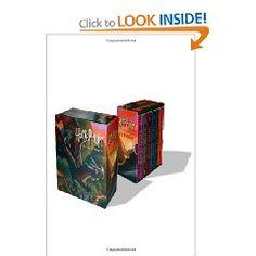 Harry Potter (Books 1-7)