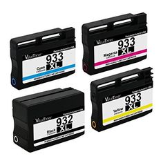 Valuetoner Remanufactured Ink Cartridge Replacement For H…