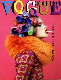 18 Ideas Fashion Magazine Ideas Vogue Covers For 2019 Vogue Covers, Vogue Magazine Covers, Vogue Vintage, Foto Fashion, Fashion Art, Crazy Fashion, Fashion Outfits, Édito Vogue, Mode Pop