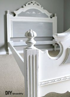 How to Make DIY Chalk Paint Using Store Samples