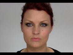 Brown/olive eyeshadow tutorial by Pixiwoo...i love sam and nic's makeup tutorials!!!