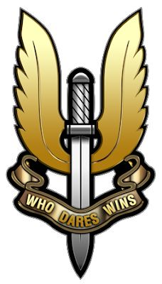 Military Insignia : Insignia of Special Air Service (SAS) Special Forces Logo, Military Special Forces, Military Units, Military Art, Armas Wallpaper, Indian Police Service, Soldier Drawing, Marine Commandos, Special Air Service