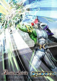Kamen Rider W Prism Bicker Kamen Rider Game, Kamen Rider Decade, Kamen Rider Series, Digimon Wallpaper, Manga Artist, Fantasy, Power Rangers, Godzilla, Knight