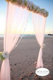 deco beach wedding gazebo ideas - Recherche Google