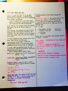 hannahreveur — I really love the way you take your notes and I...