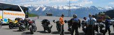 schranztours : Motorradreisen - Shuttleservice - Motorradtransporte