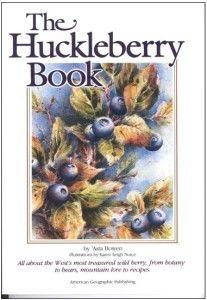 Wild Huckleberry Recipes