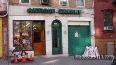 Jersey Foodies: Antique Bakery - Hoboken, NJ