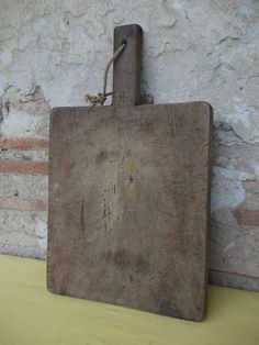 French Vintage Wooden Cutting Board