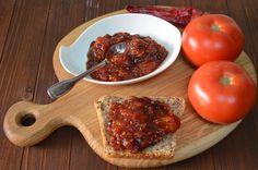 Waniliowy dżem pomidorowy | Przepisy na dania obiadowe, ciasta, zupy, desery, nalewki, przetwory