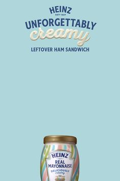 Heinz® Heinz Mayonnaise has been crafted to be deliciously thick and creamy. We use only the highest-quality ingredients, like cage-free eggs, lemon juice, and carefully selected oil & vinegar to craft an unforgettably creamy mayonnaise. Food Graphic Design, Food Poster Design, Ad Design, Social Media Ad, Social Media Design, Ads Creative, Creative Advertising, Mayonnaise, Digital Banner