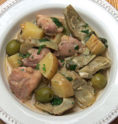 Healthy, Hearty Italian Chicken Stew: Best of the Blogs