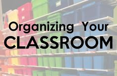 Organizing Your Classroom at The Organization Store! Hi pals! This is Sarah from Kindergarten Alphabet Soup and I am SO EXCITED to be guest posting today on organizing your classroom at The Organization Store!  I have a close connection at the Container Store, thanks to my Mom who works there and who gave me a little …