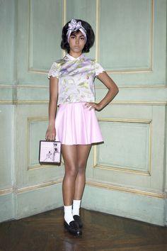 Olympia Le-Tan (60's Girl Pop).