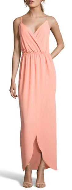 sweet tulip maxi dress