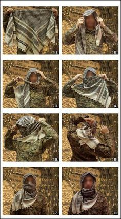 multicam shemagh Details about Military Shemagh Tactical Desert Scarf Olive Drab Camping Survival, Survival Prepping, Survival Gear, Survival Skills, Tactical Wear, Tactical Clothing, Tactical Survival, Bushcraft, Airsoft