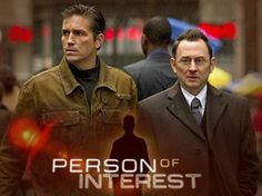 Person of Interest a Fabulous new show, Started 2011 on CBS