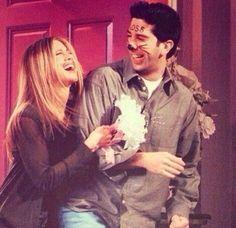Rachel & Ross <3 Las Vegas