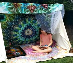 Purchase Dye Art, a large tapestry selection, Tie Dye wearables & more from Urban Eden Large Tapestries, Tapestry, Beach Tent, Creative Studio, Gypsy, Tie Dye, Meditation, Urban, Decor