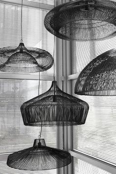 Serie draadlampen