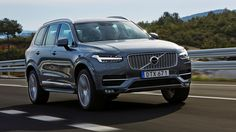 Volvo XC90 Review   Top Gear