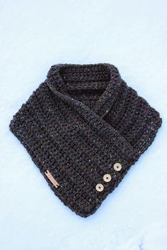 mez11: colsjaal van Tweed met patroon