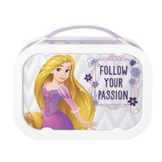 Princess Rapunzel yubo Lunch Box