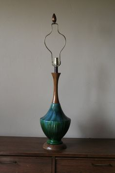 Hey, I found this really awesome Etsy listing at https://www.etsy.com/listing/197478585/large-vintage-drip-ceramic-and-wooden