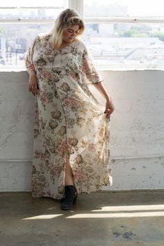 Kara Floral Dress