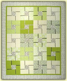 quilt - cogwheels--this is a pattern for sale. I like this design.