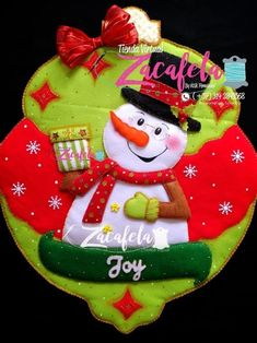 Zacafela – Moldes y Tuttoriales Proyectos Navideños Christmas Crafts, Christmas Decorations, Christmas Ornaments, Holiday Decor, Toys, Pink, Home Decor, Yule, Christmas Pillow