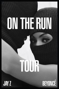HOT NEWS! Discover the poster of Beyonce & Jay Z for thier upcoming tour together
