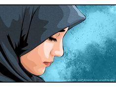 muslimah v02 by yip87.deviantart.com on @deviantART